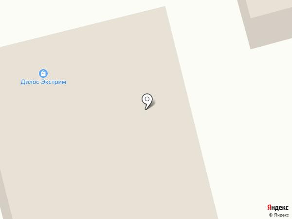Легкий дом на карте Перми