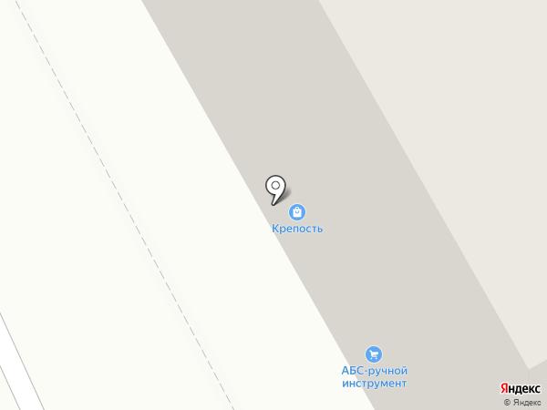 Конгор на карте Перми