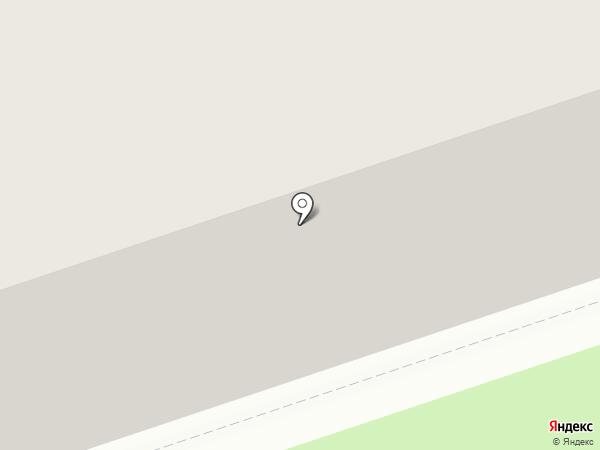 Датмарк на карте Перми