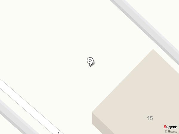 Калибр на карте Перми