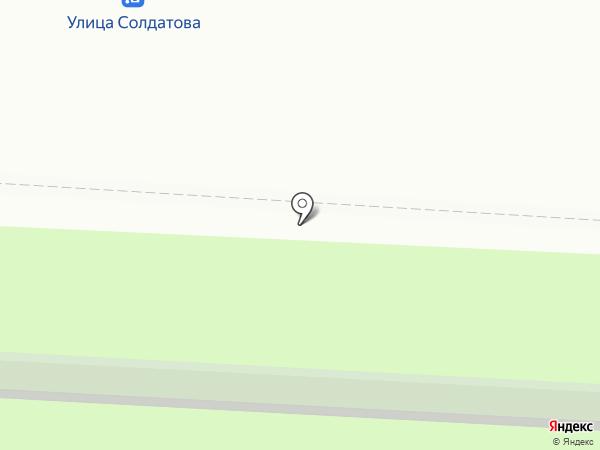 Пироман на карте Перми