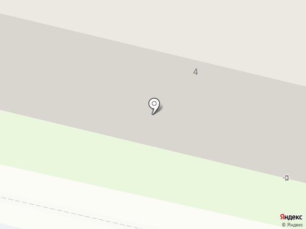 ВЕРТИКАЛЬ на карте Перми