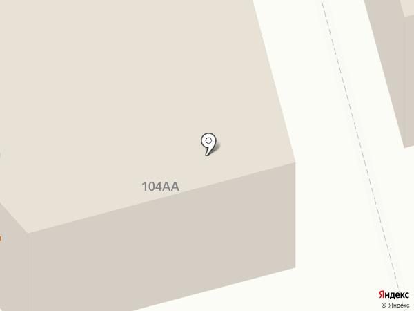 Центральный №2 на карте Перми