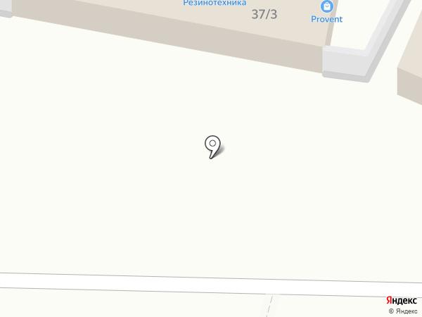 Магазин электротоваров на карте Перми