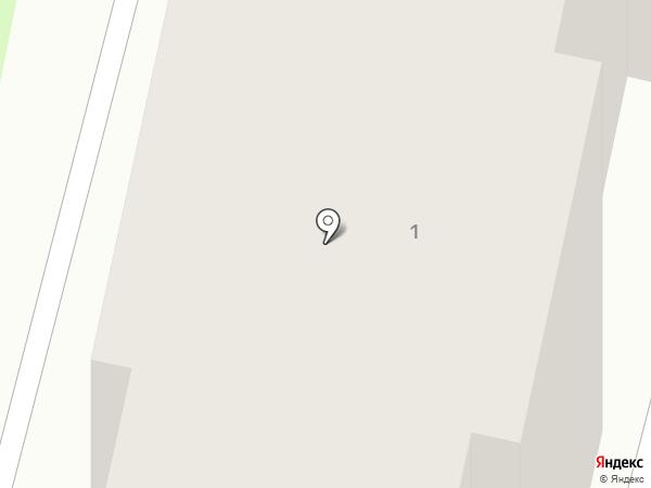 Анонс на карте Перми