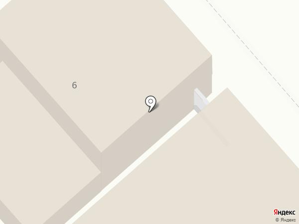 Фемида на карте Перми