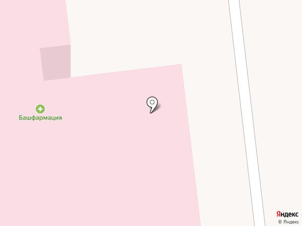 Госаптека на карте Уфы