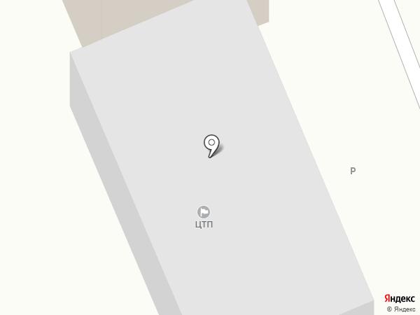 Центр на карте Перми
