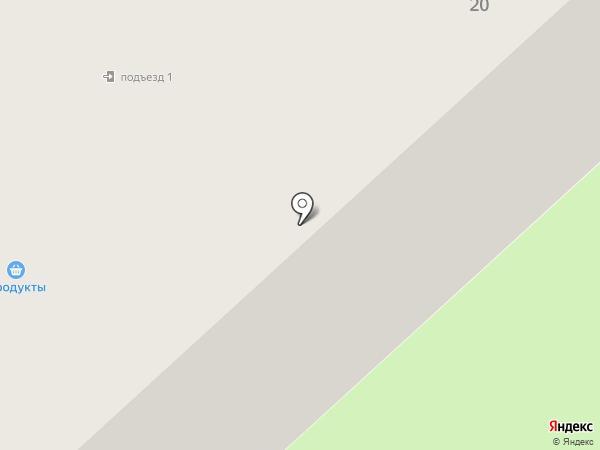 Хмельная №3 на карте Перми
