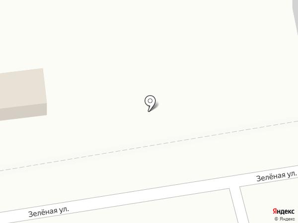 Магазин куриной продукции на карте Уфы