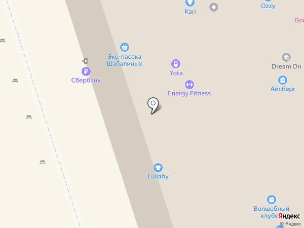 Proba на карте Перми