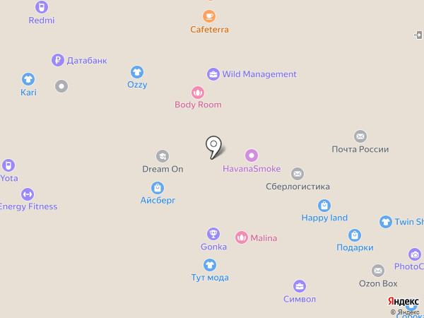 СК-Про на карте Перми
