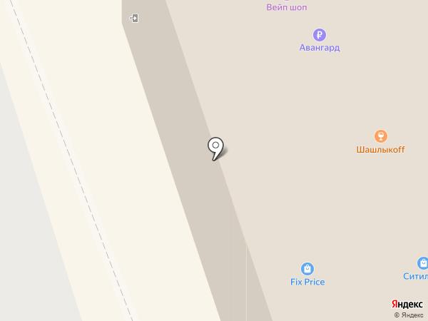 МодныйПивовар на карте Перми
