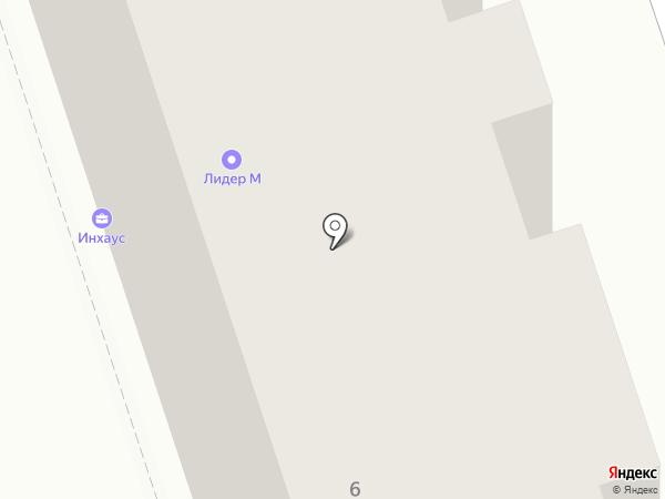 А приори на карте Перми