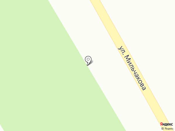 Ильинский хлеб на карте Перми