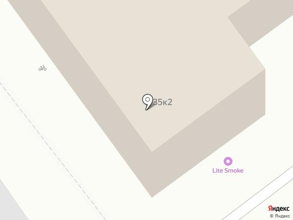 Пивторг на карте Уфы