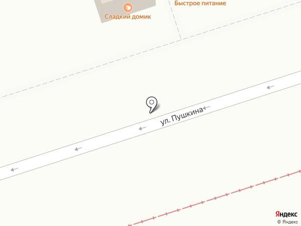 Popeye на карте Перми