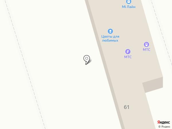 СИРИУС на карте Перми