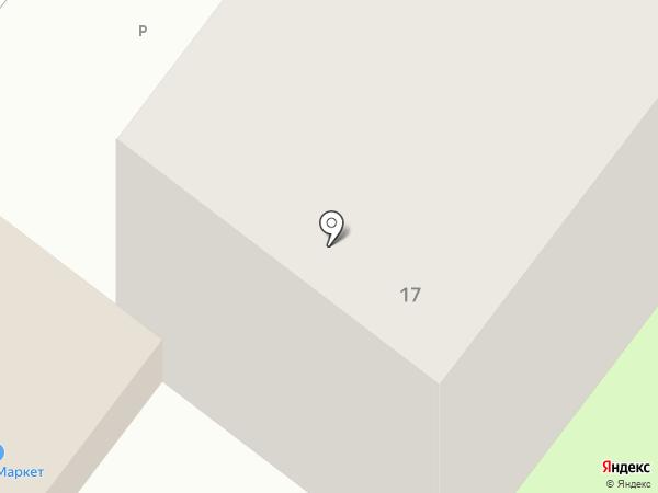 Сказка на карте Перми