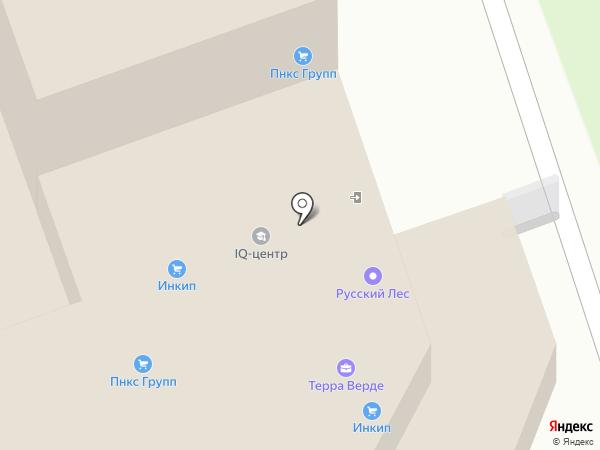 Бизнес-Риэл на карте Перми