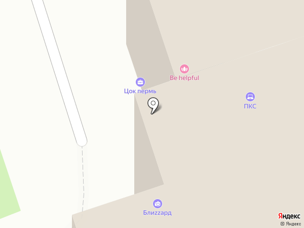 Проспектпрофи-УК на карте Перми