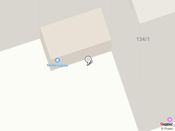 Мастерская перманентного макияжа Ольги Хариной на карте Перми