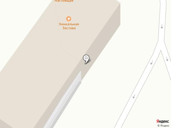 Graviцапа на карте Перми