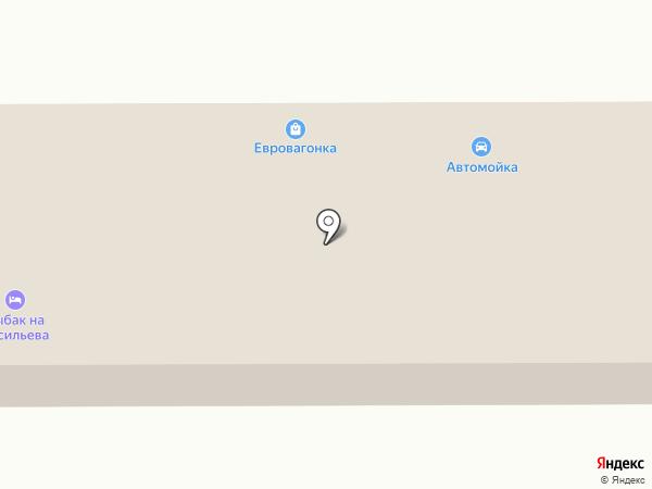 Столярная лавка на карте Перми