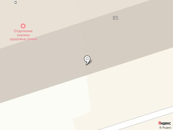 Центр планирования семьи и пренатальной диагностики на карте Перми
