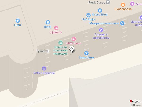 Жива Плюс на карте Перми