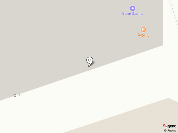 Лагуна на карте Перми