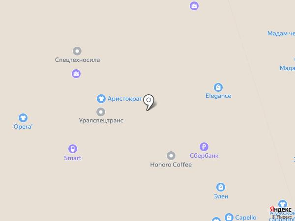 УралСпецТранс на карте Перми