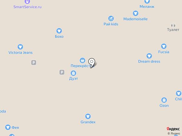 Boho на карте Перми