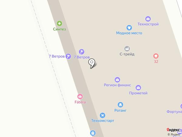 Экополис на карте Перми