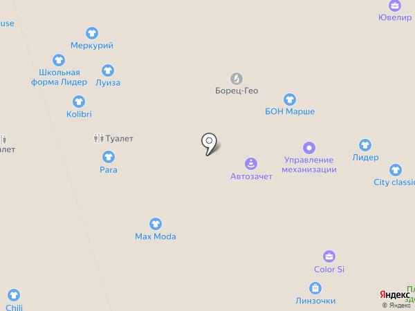 Альпари-Пермь на карте Перми