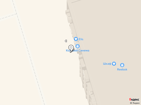 ГАЛАМАРТ на карте Перми