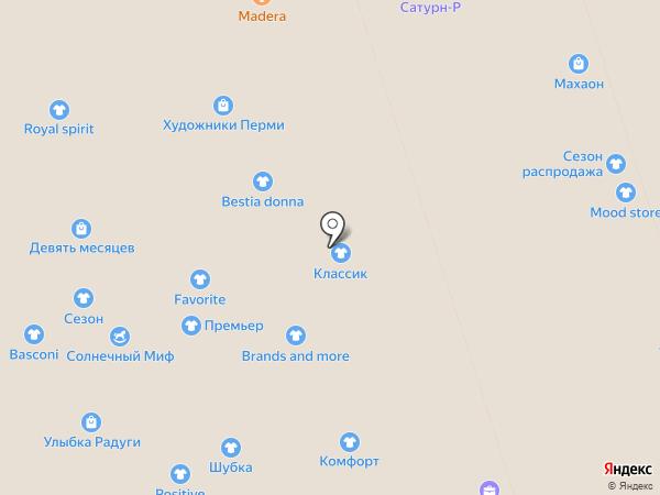 Melman на карте Перми
