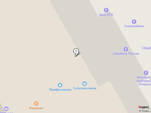 Сафари на карте Перми