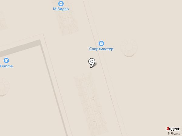 Finn Flare на карте Перми