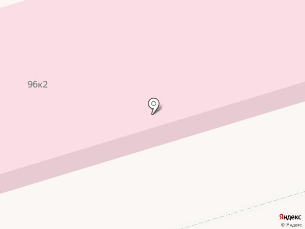 Строй-Юнион на карте Перми