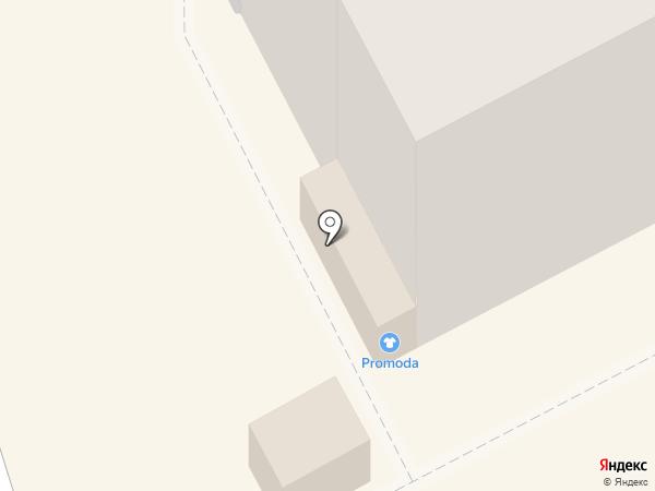 Buton на карте Перми