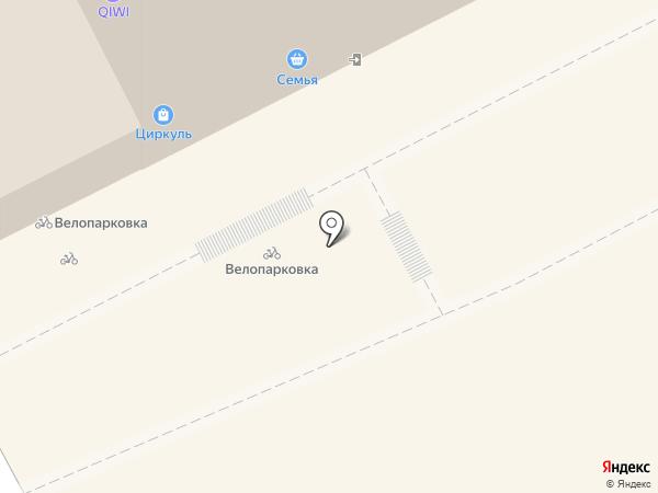 Ваш Текстиль на карте Перми