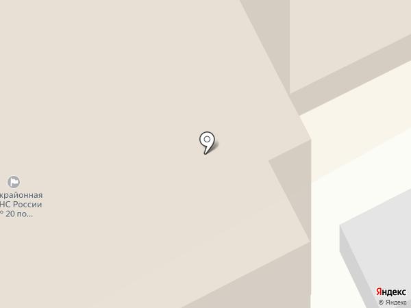 DeSheli на карте Перми