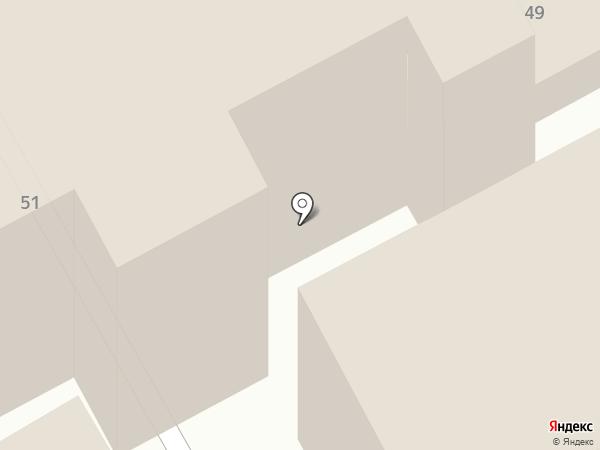 ТИЖ на карте Перми