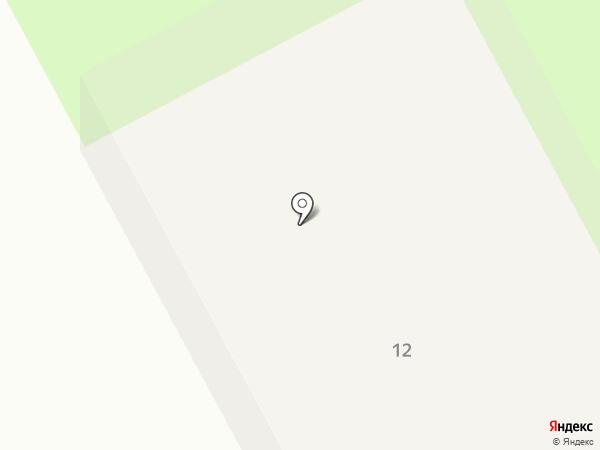 Дина на карте Перми
