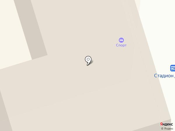 Статум на карте Перми