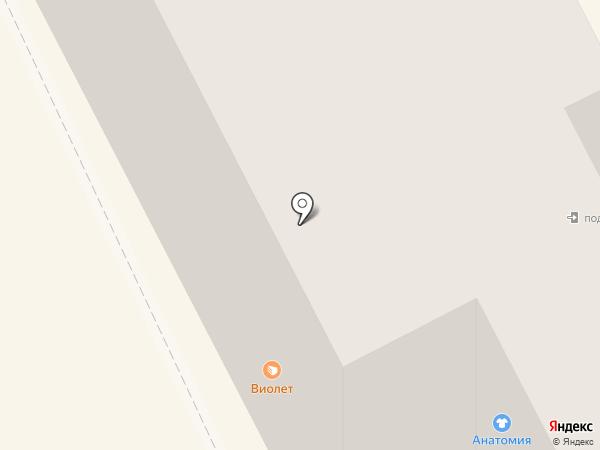 Иль де Ботэ на карте Перми