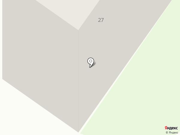 ПО проект на карте Перми