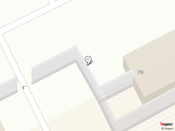 Штрафстоянка на карте Перми