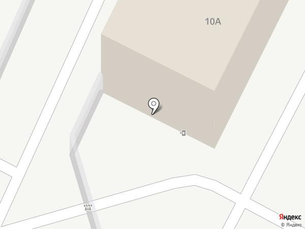Управление вневедомственной охраны Войск национальной гвардии РФ по г. Перми на карте Перми